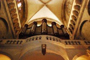 Orgue Saint-Barnard