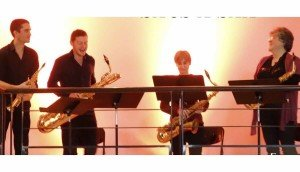 Ensemble Sacs à Sax